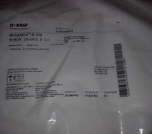巴斯夫抗氧剂Irganox B215