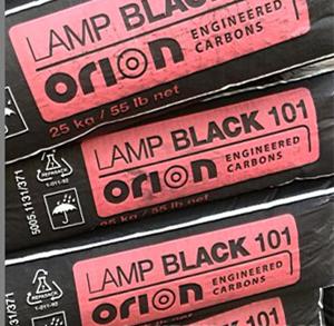 德固赛(欧励隆)碳黑Lamp Black 101  灯法碳黑