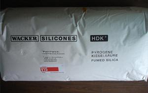 瓦克WACKER白炭黑 HDK V15 增稠、补强、防流挂气相二氧化硅