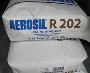 �¹����̿��AEROSIL R202 ��ˮ