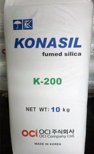 韩国东洋K200亲水型气相二氧化硅